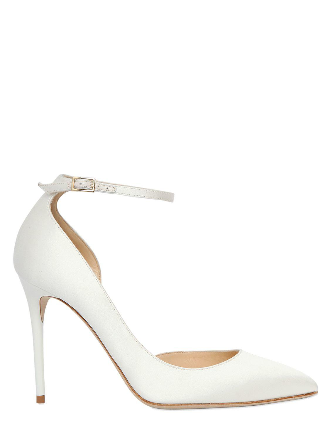 Jimmy choo 100MM ROMY SILK SATIN PUMPS Ebay Cheap Price Cheap For Nice Inexpensive Cheap Online Sale Comfortable AFVor2dBI