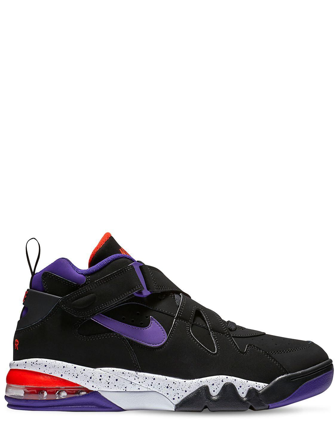 04f496aaa6ba Lyst - Nike Air Force Max Cb Sneakers in Black for Men - Save 38%