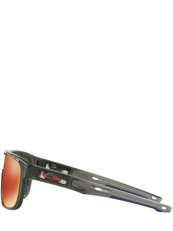 Oakley Crossrange Shield Mttgysmk Sunglasses in Grey (Grey)