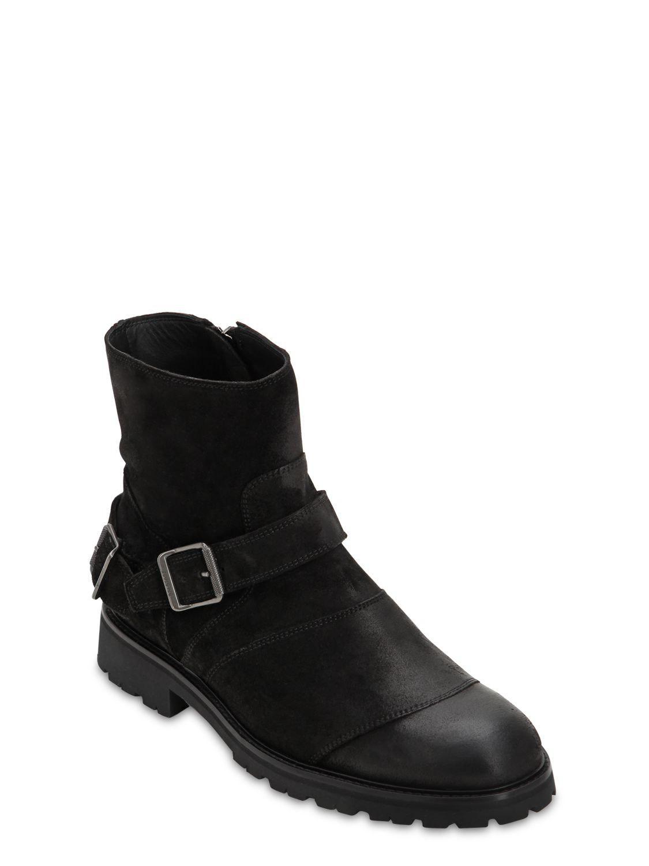 b6518606a9f Belstaff - Black Botas