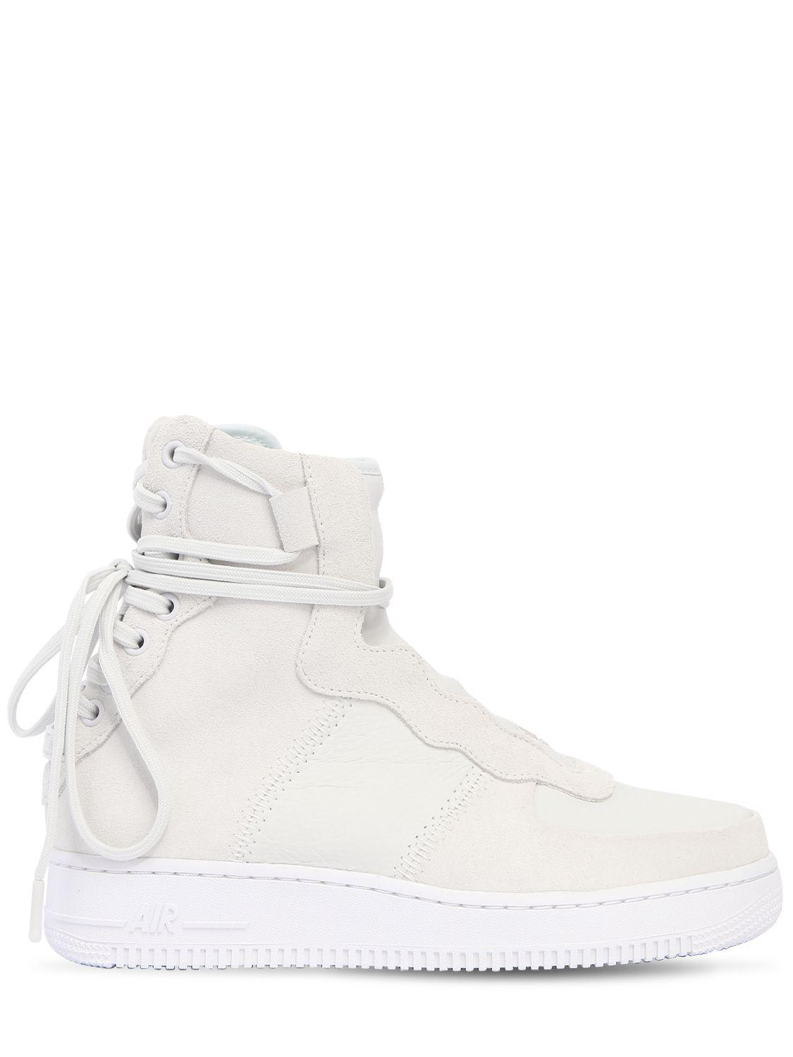 new high official shop undefeated x Air Force 1 Rebel Xx Lace-up Sneakers