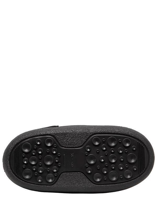 Botas De Nieve De Nylon Y Ante 20Mm DSquared² de Tejido sintético de color Negro