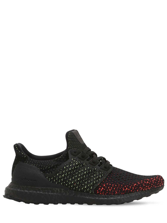 4539dc2e783 Lyst - adidas Originals Ultraboost Clima Primeknit Sneakers in Black ...