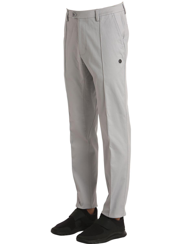 Court X Rf Cotton Pants