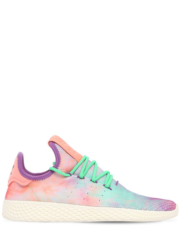 Adidas Originali Hu Scarpe Holi Primeknit Polvere Colorante Scarpe Hu Lyst 674120