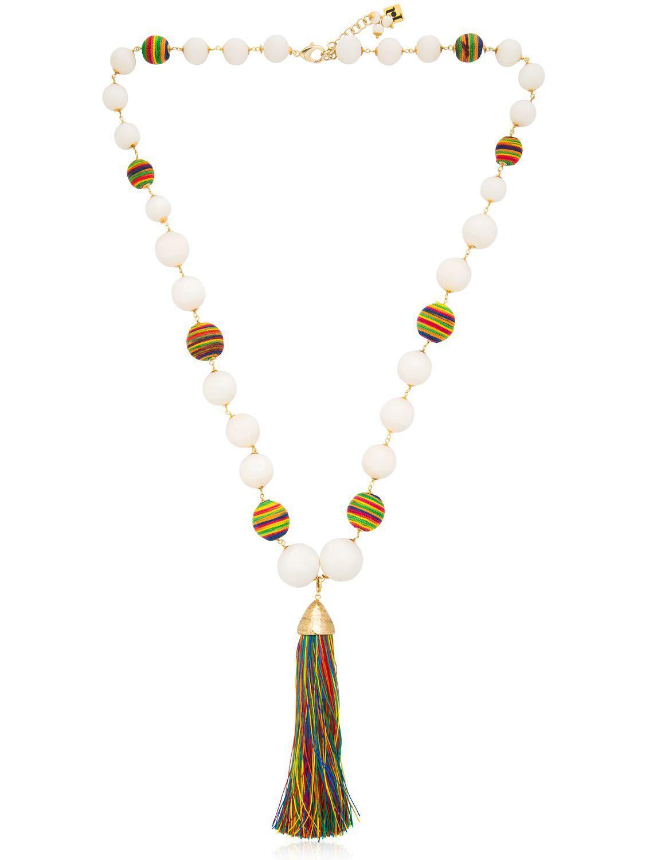 Arlecchino tassel necklace Rosantica Wcbx1N9kah