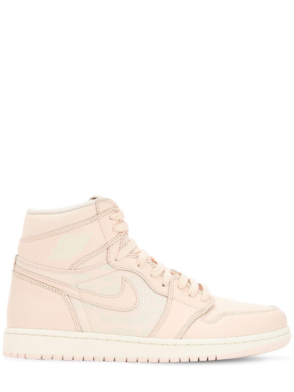 air jordan 1 high og pink