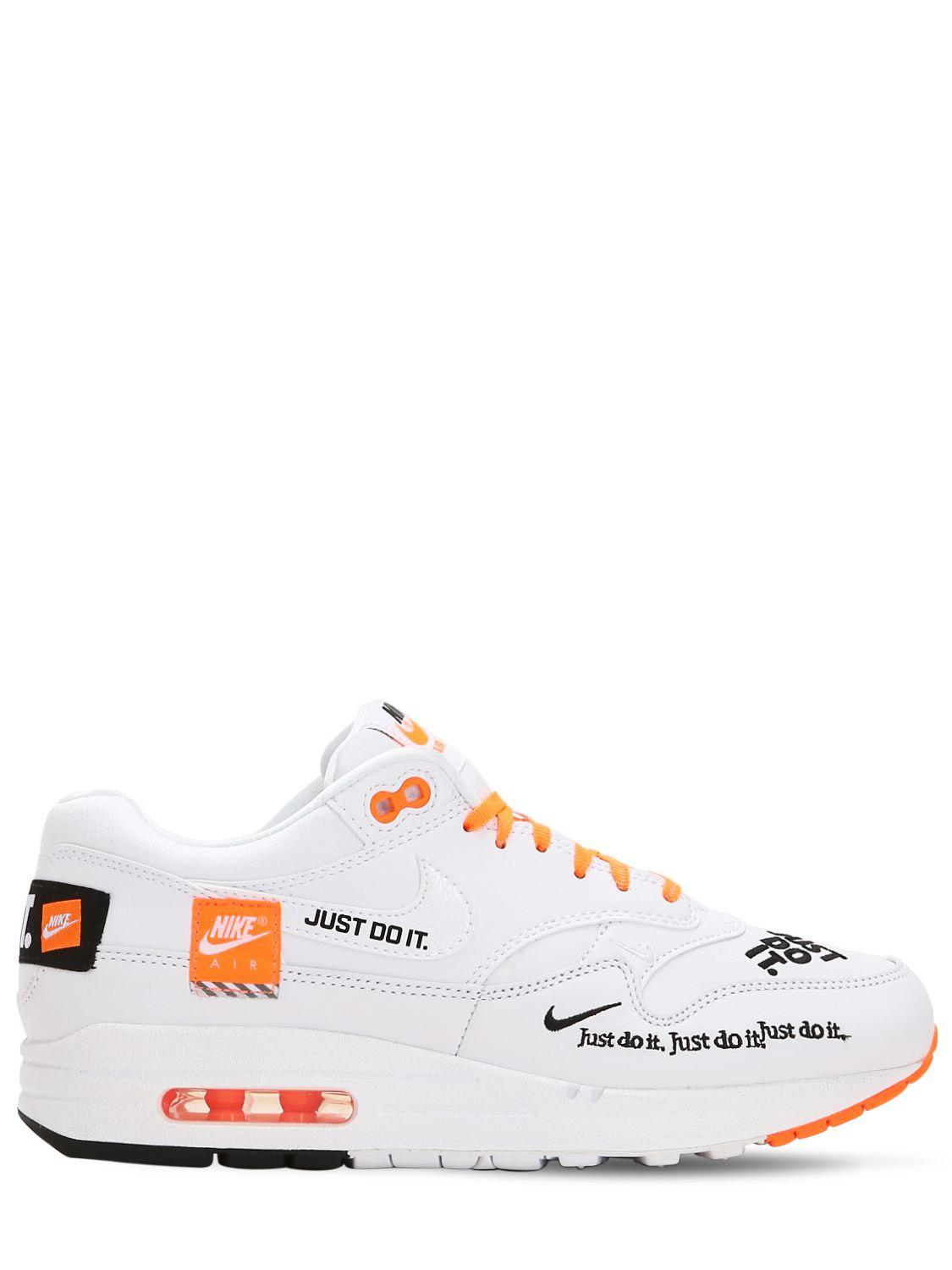 nike air max just do it homme