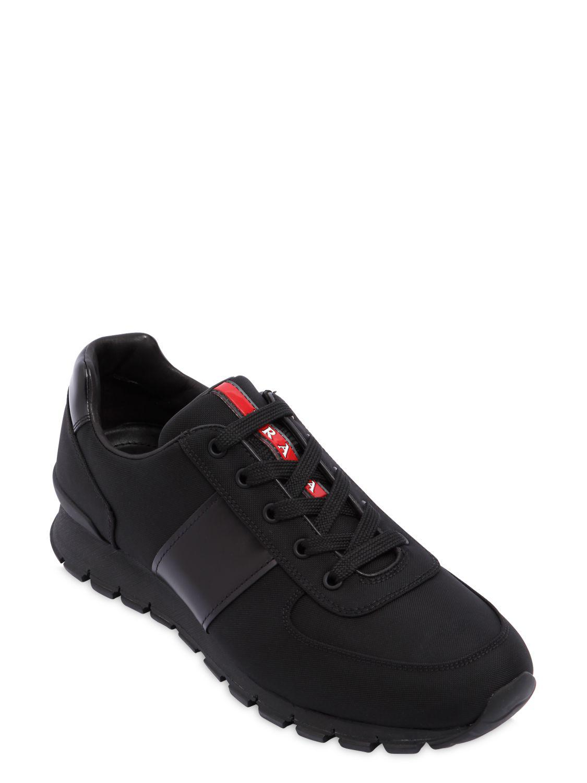 Match Race Cordura Running Sneakers