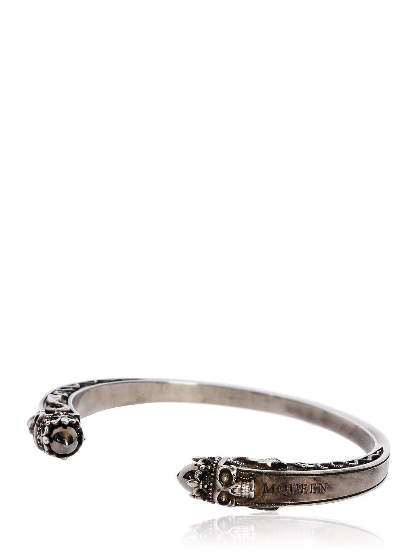 engraved cuff bracelet - Metallic Werkstatt München 6XlzNZ9Q