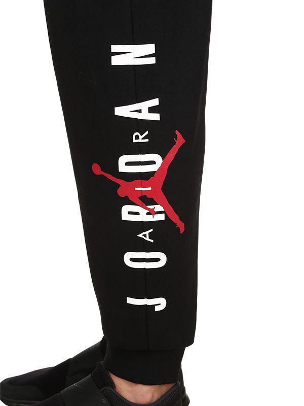 6f3fb452121054 Lyst - Nike Air Jordan Cotton Sweatpants in Black for Men