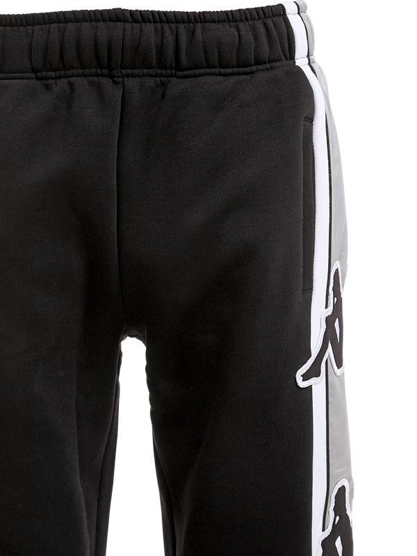 725062bb Kappa Black Kontroll Big Omini Sweatpants for men