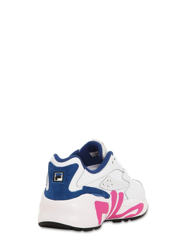 "Sneakers ""Mindblower Wmm"" Fila de color Blanco"
