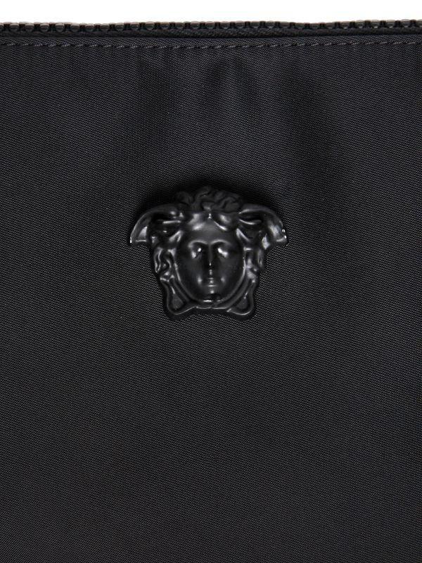 Lyst - Petite Pochette En Nylon Avec Méduse Versace pour homme en ... 18871f8f79d