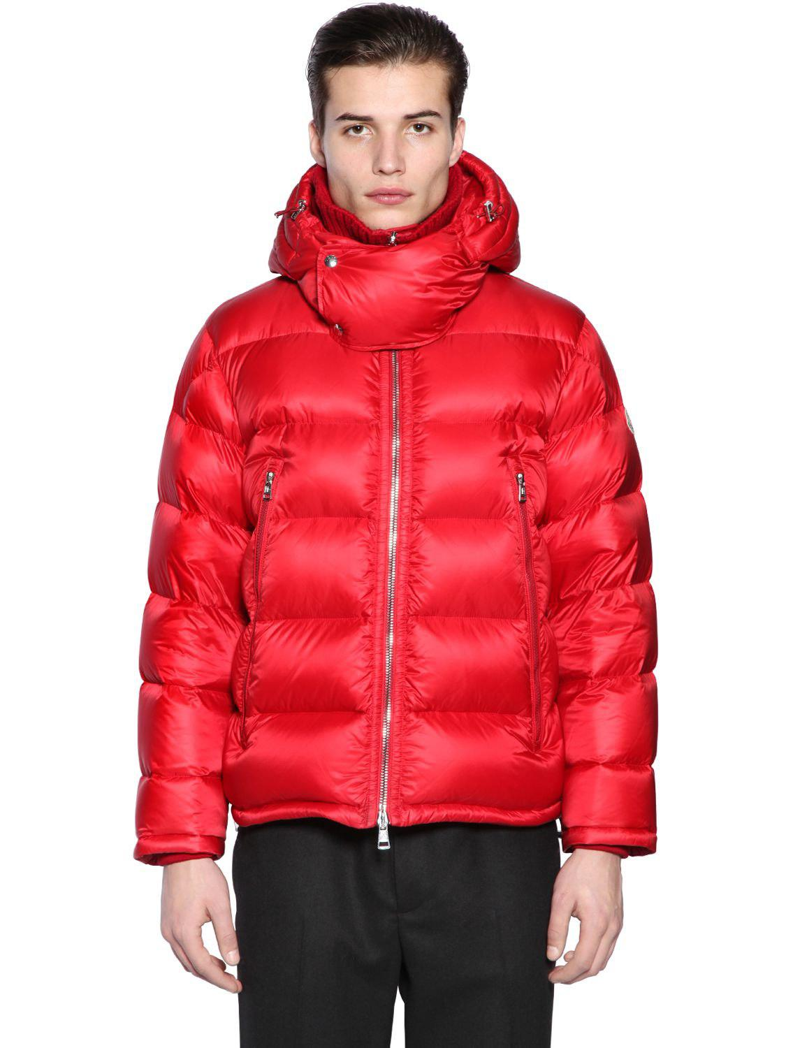 moncler pascal red