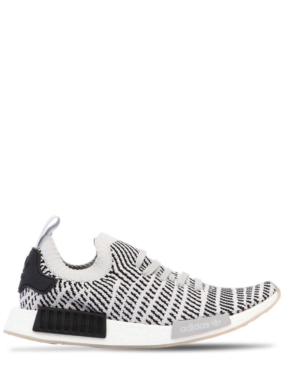 Nmd R1 Stlt Primeknit Sneakers