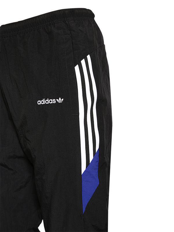 adidas Originals Pete Clngr Sweatpants in Black for Men