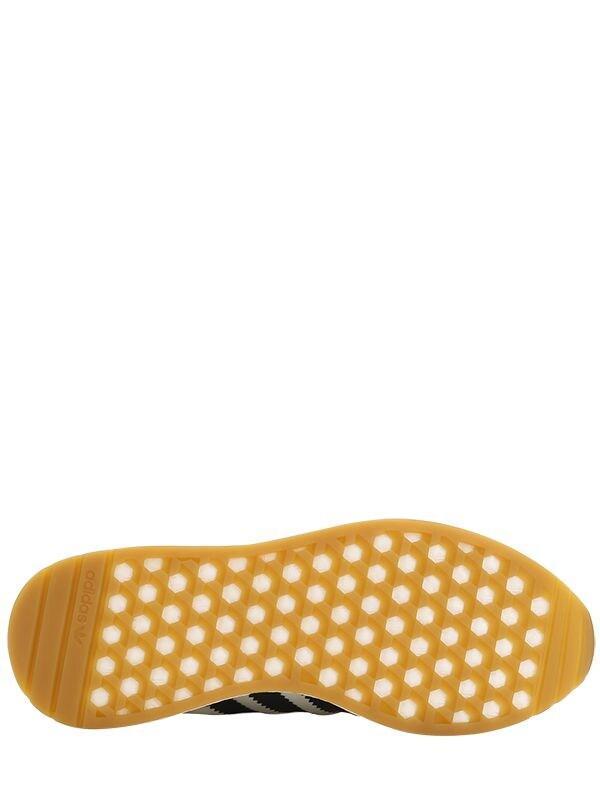 adidas Originals Suede I-5923 Boost Sneakers in Grey (Grey)
