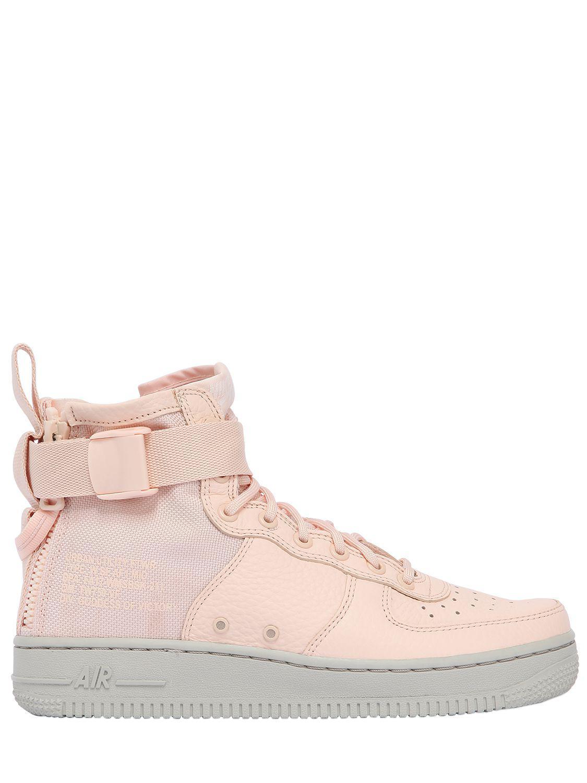 air force 1 mid rosas
