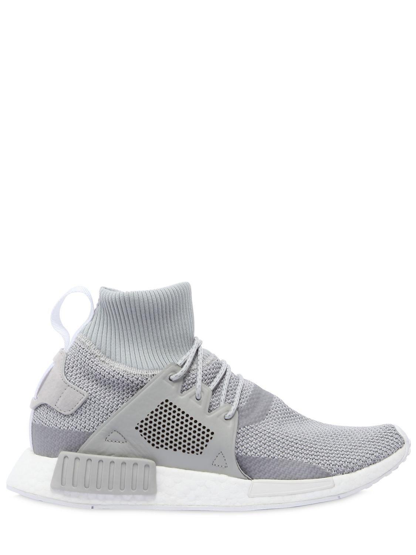 c25cb8c3d02 adidas Originals Nmd Xr1 Adventure Sneakers in Gray for Men - Lyst