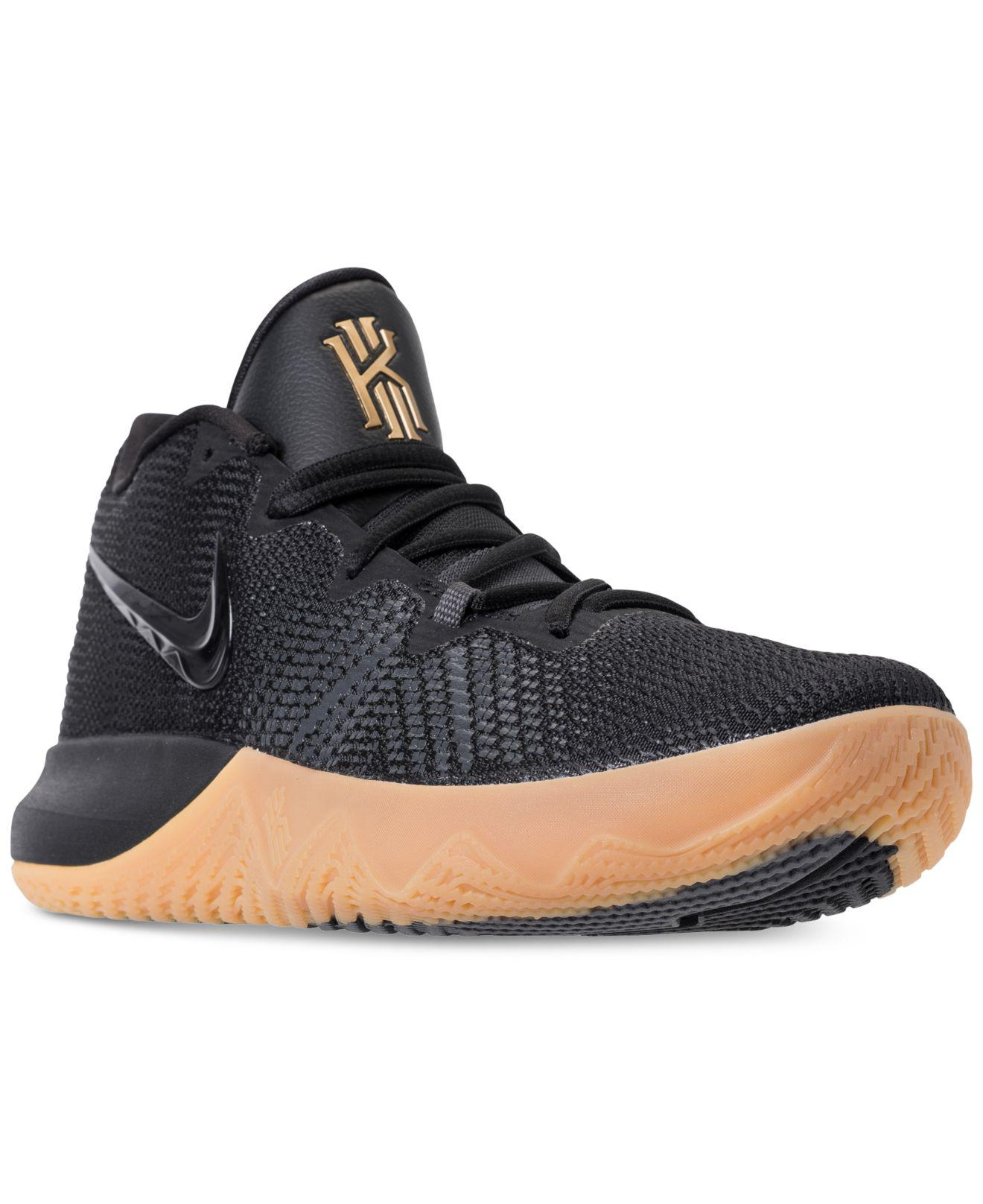 Nike Men's Kyrie Flytrap Basketball Sneakers from Finish Line yRml7MvsBA