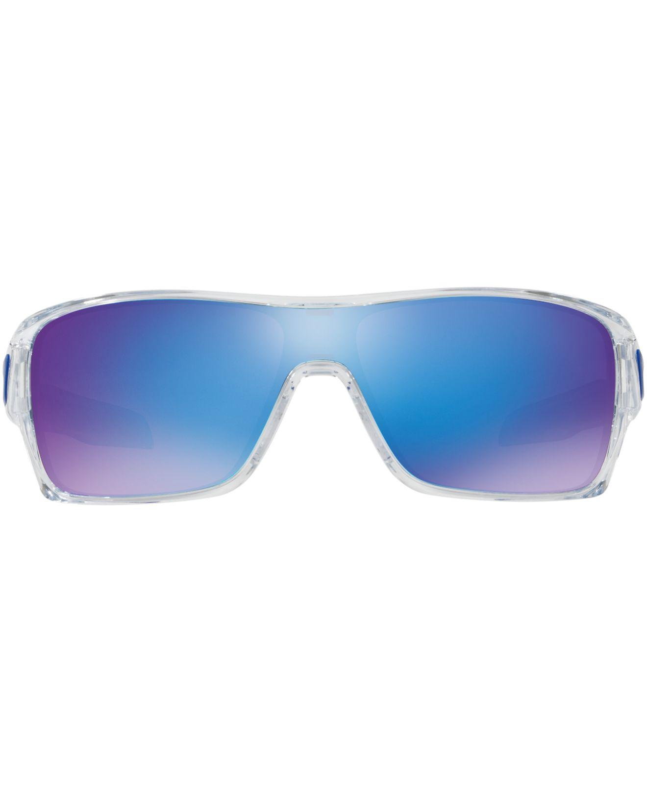3b79a1c2e5 Lyst - Oakley Turbine Rotor Sunglasses