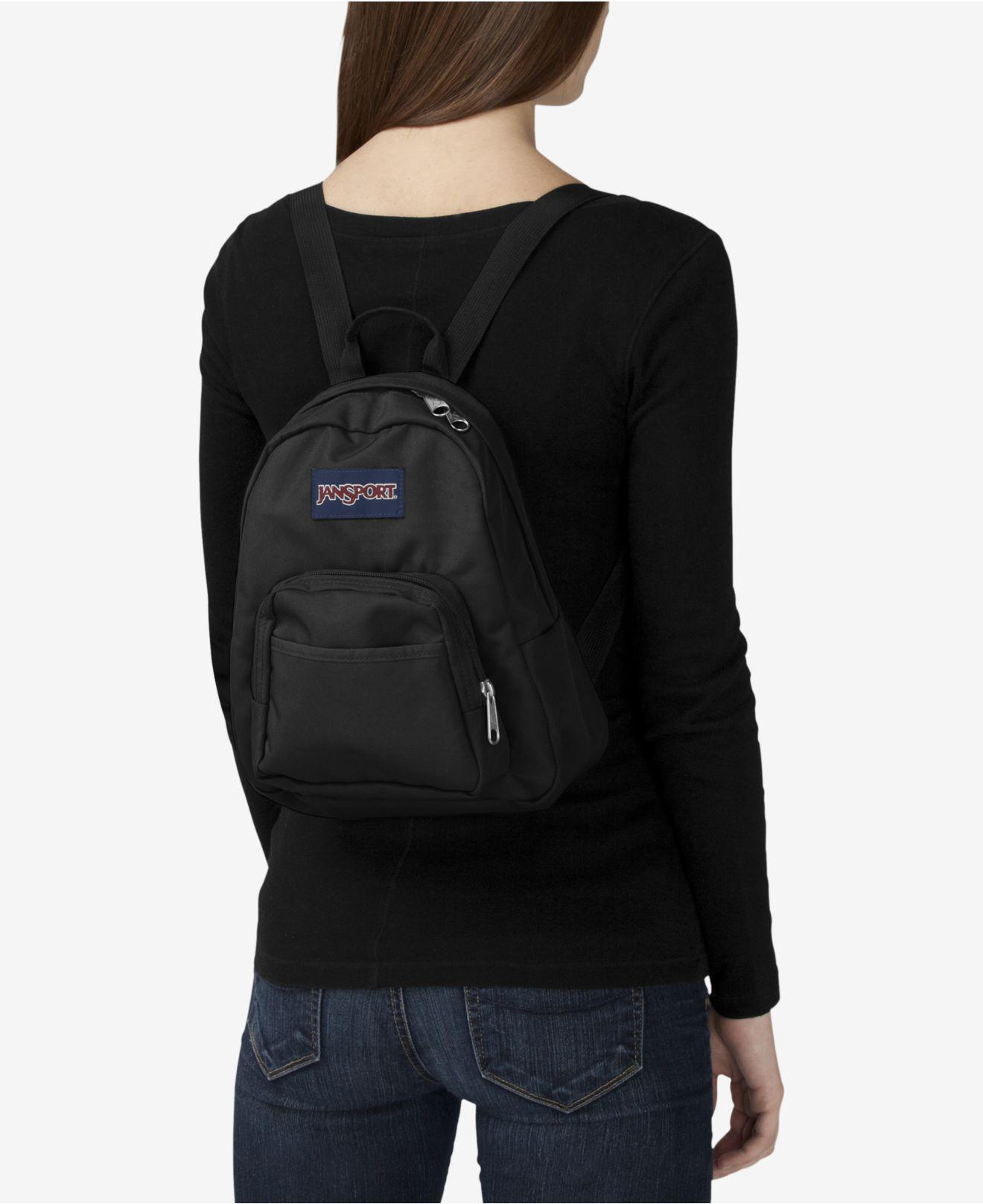 c81ab58ab4ab Jansport Half Pint Small Backpack- Fenix Toulouse Handball