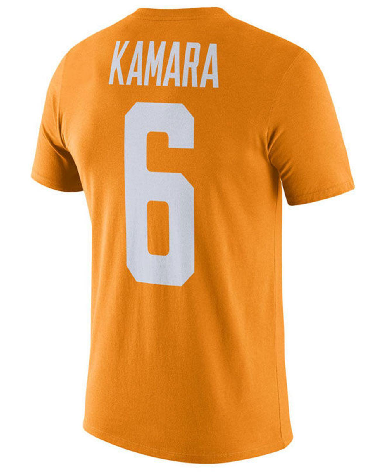 fe123a93715 Nike - Orange Alvin Kamara Tennessee Volunteers Future Star Replica T-shirt  for Men -. View fullscreen