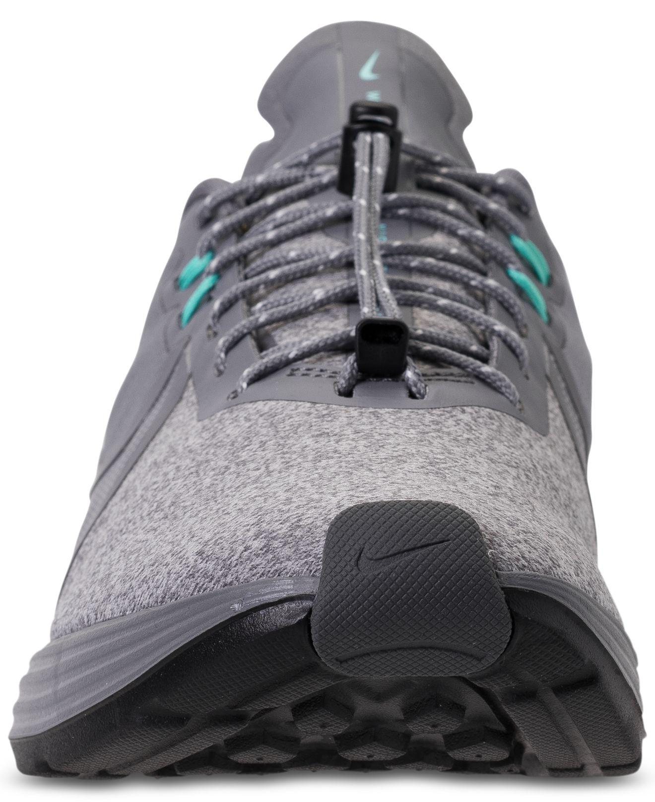 be5e74bc2c1602 Lyst - Nike Zoom Strike 2 Shield Running Sneakers From Finish Line