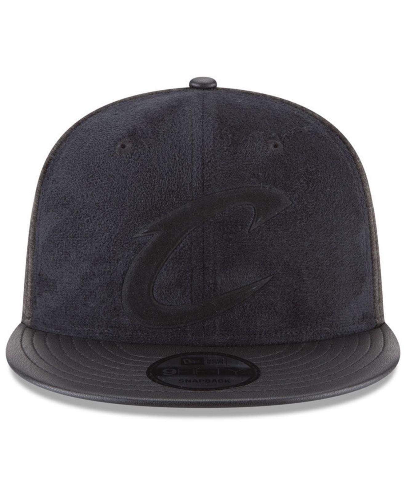 new concept 28951 5e51b Lyst - KTZ Nba All Star Paul George Collection 9fifty Snapback Cap in Black  for Men - Save 52%