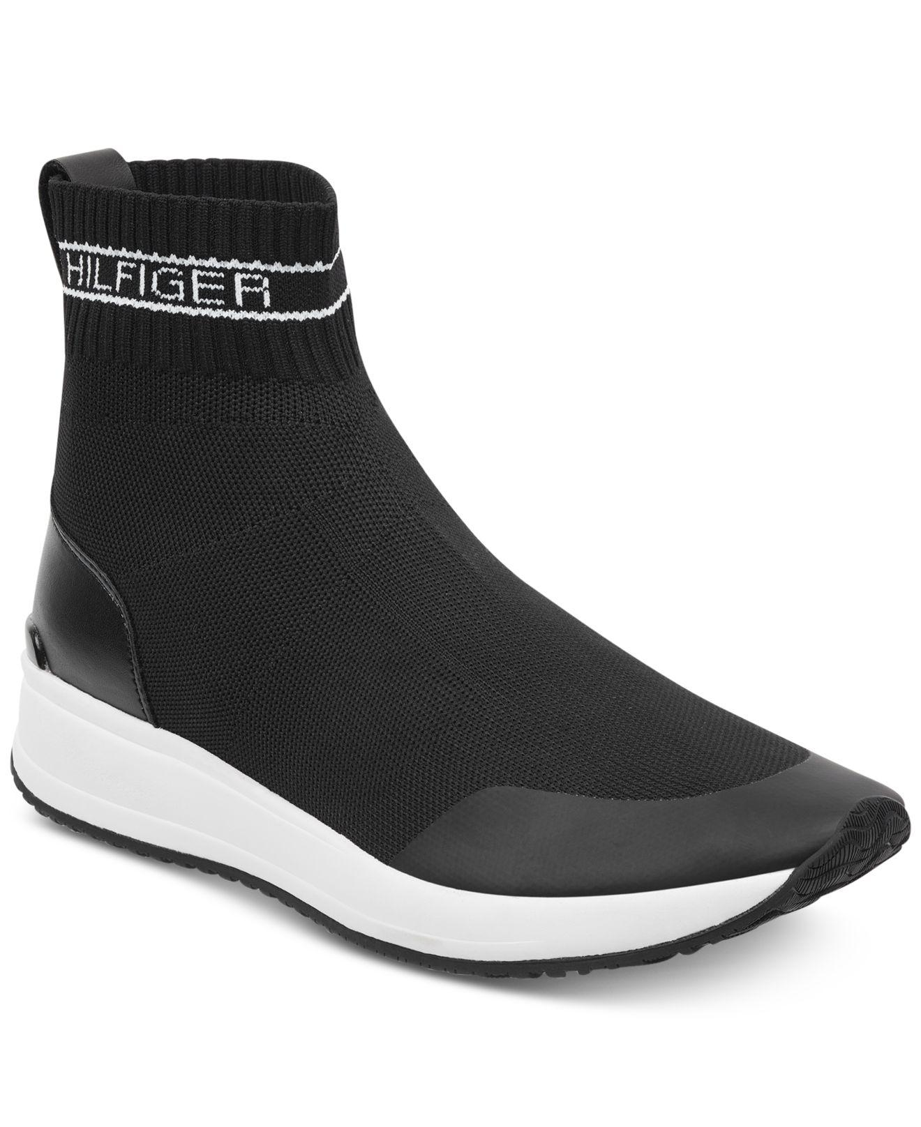 Tommy Hilfiger Reco Sock Sneakers in