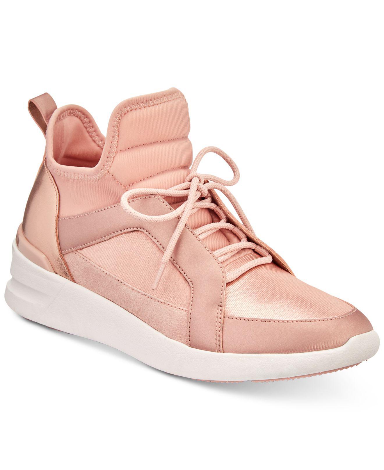 0ae55de3d45 Lyst - ALDO Kasssebaum Sneakers in Pink