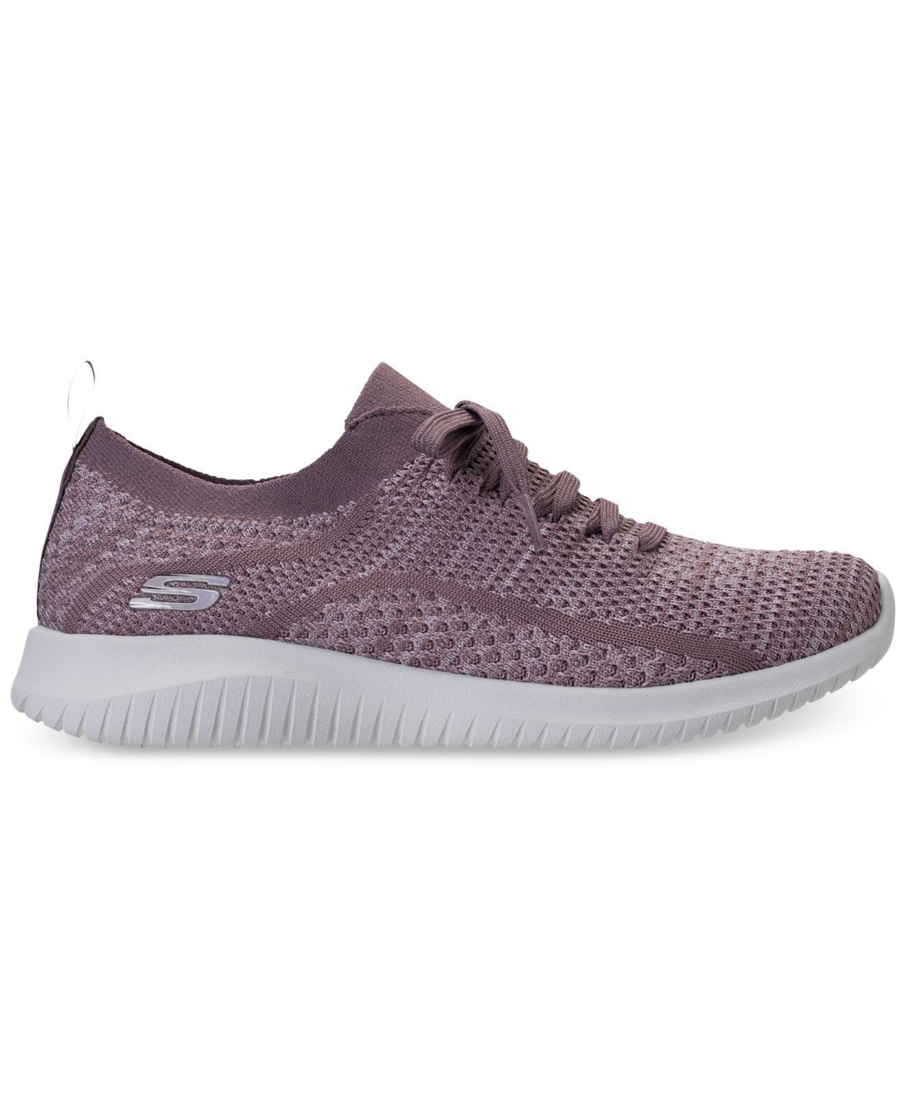 c166ac6974a Lyst - Skechers Wo Trainers Beige in Purple - Save 15%
