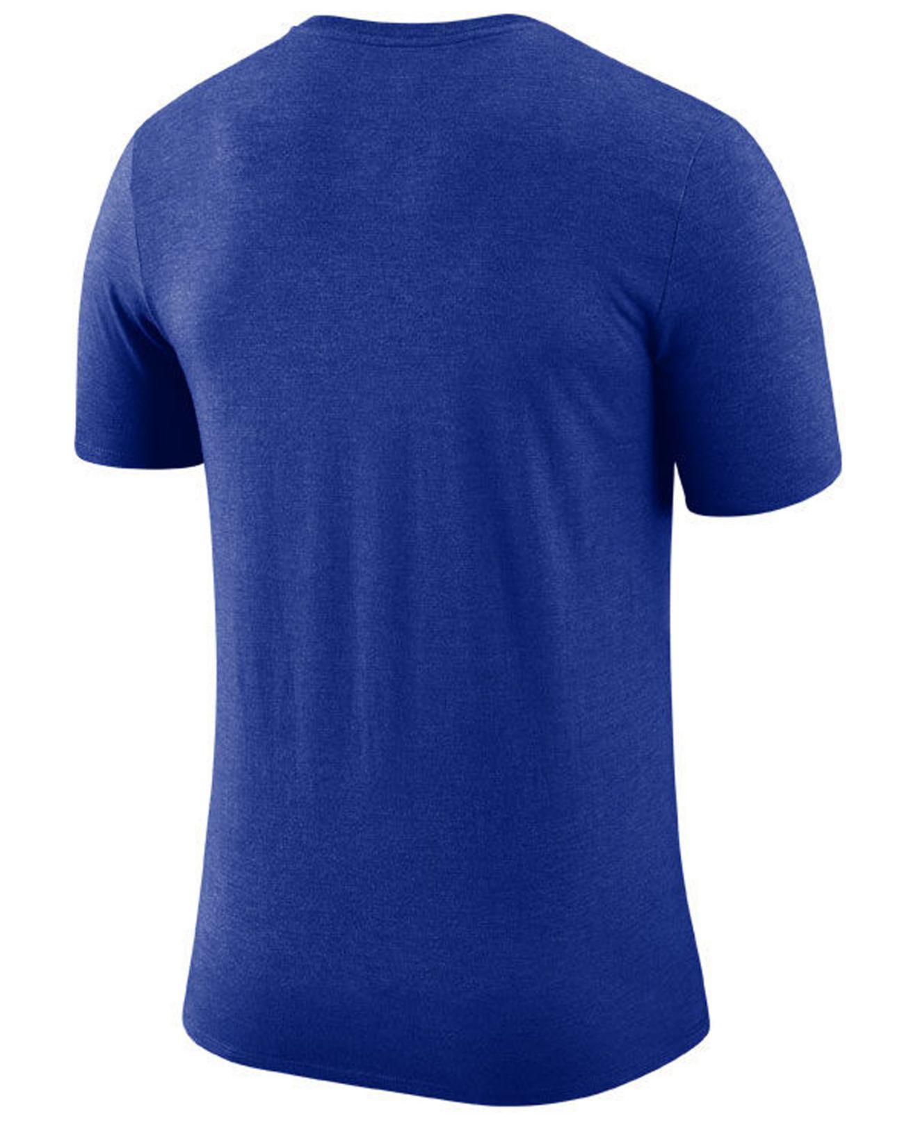 Lyst - Nike Denver Broncos Historic Crackle T-shirt in Blue for Men 8491b63d4