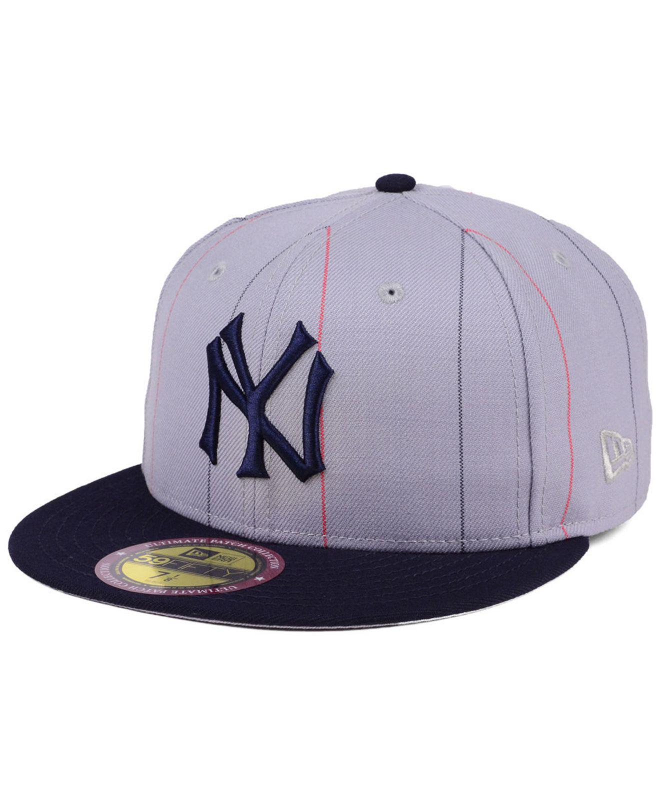 buy popular 1368f fd78d KTZ. Men s Blue Ultimate Patch Collection Anniversary 59fifty Cap