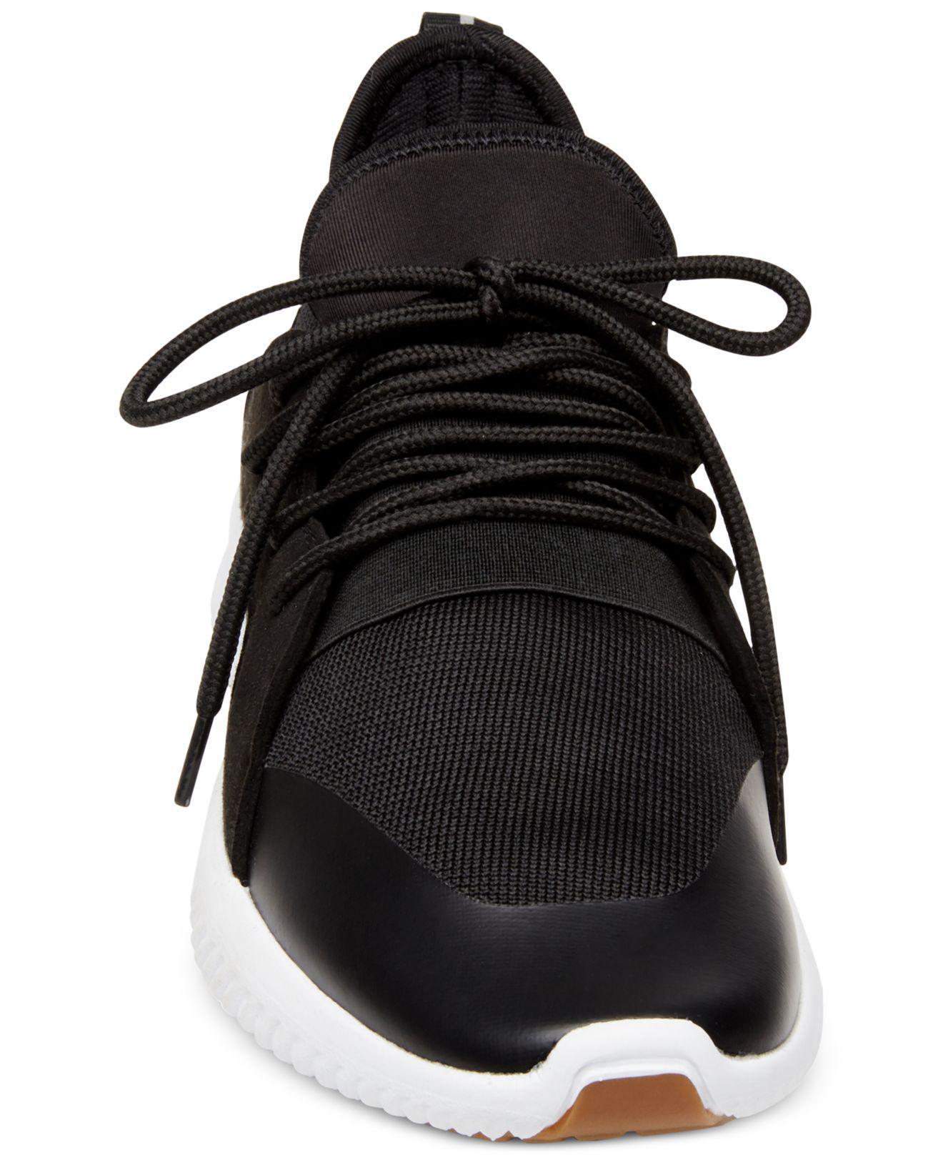 Steve Madden Suede Getcha Sneakers in