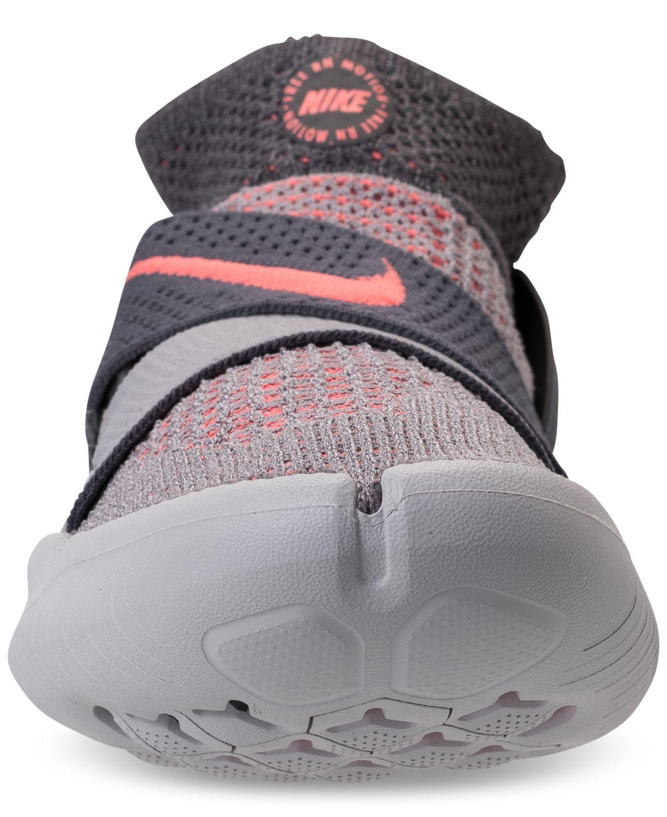 317ba4963253 Lyst - Nike Free Rn Motion Flyknit 2018 Running Sneakers From Finish ...