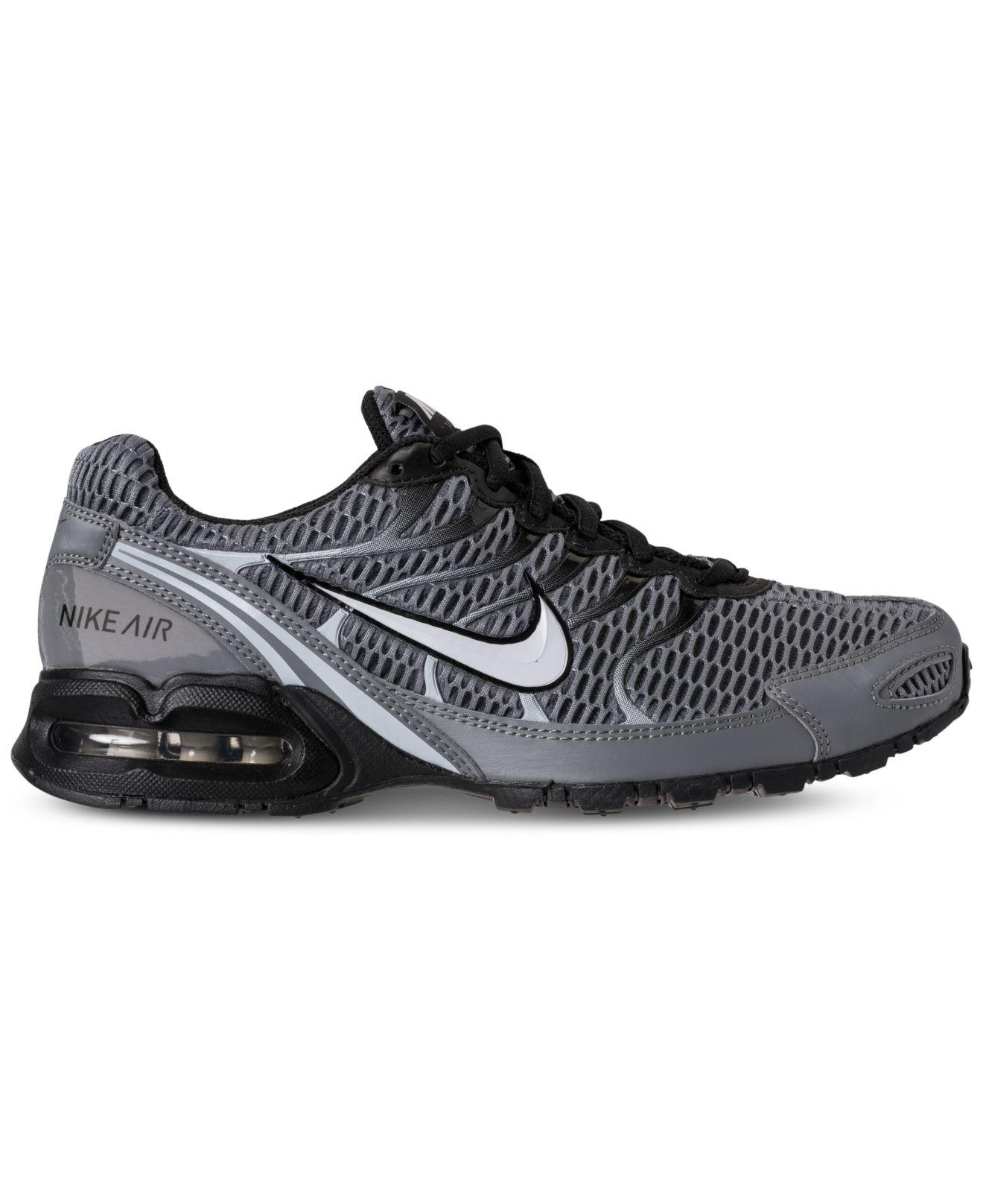 huge discount 84b65 2b5d1 Nike Air Max Torch 4 Running Sneakers From Finish Line in Black for Men -  Save 11% - Lyst