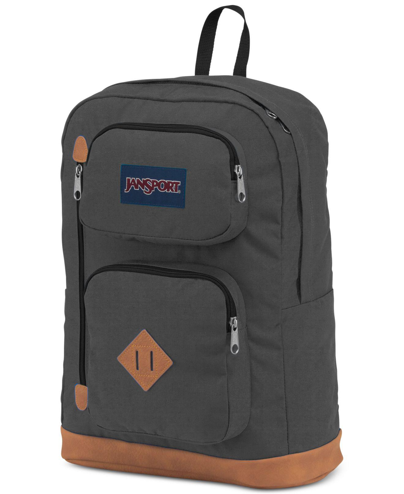 7a1653c5b3 Lyst - Jansport Men s Austin Backpack in Gray for Men