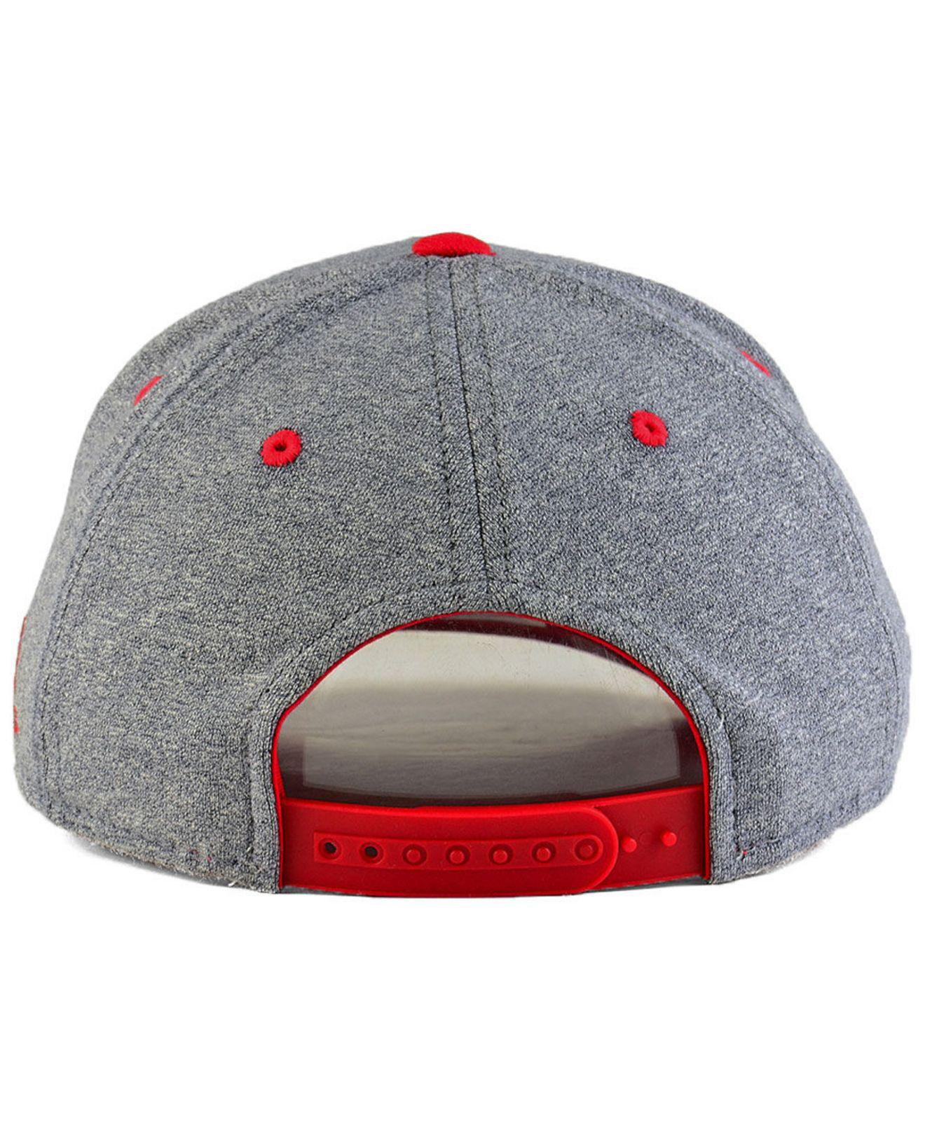incredible prices order online first rate adidas Synthetic Calgary Flames Heather Line Change Cap in Gray ...
