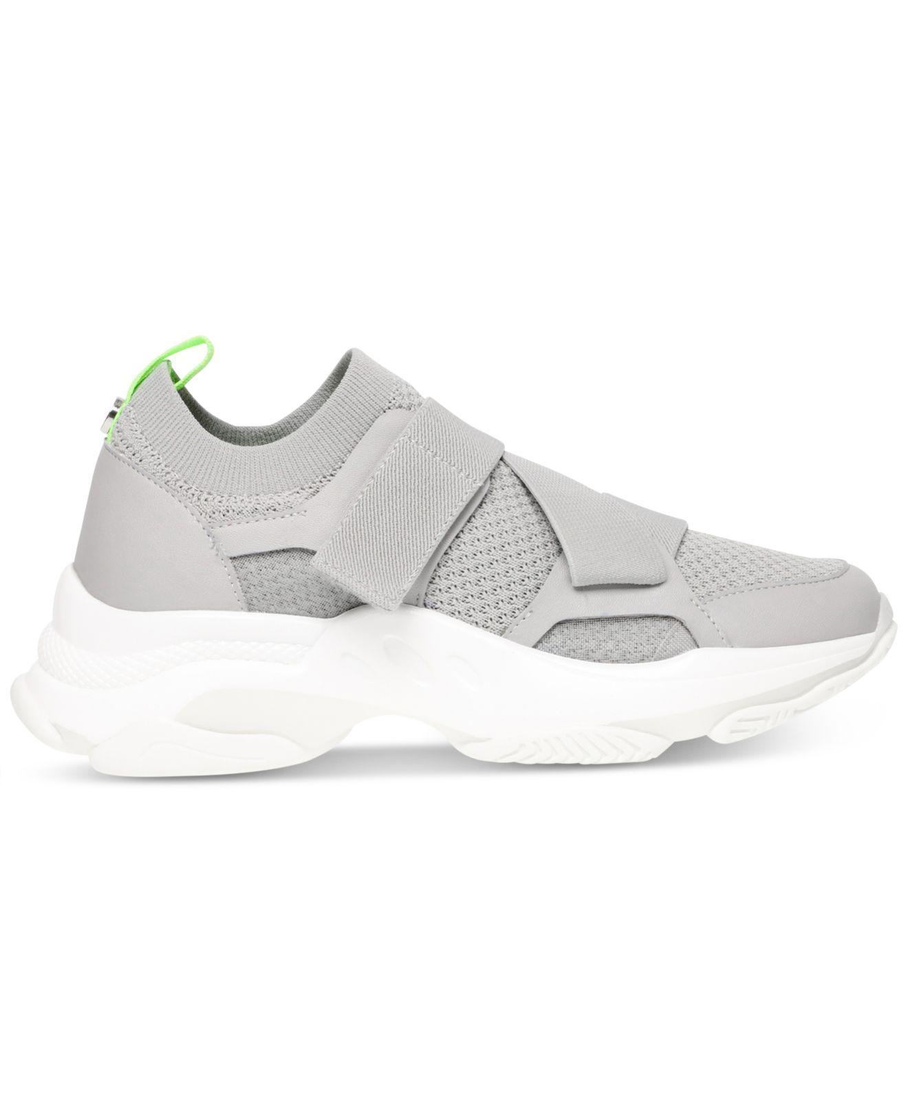 Steve Madden Meteorite Sneakers in Grey
