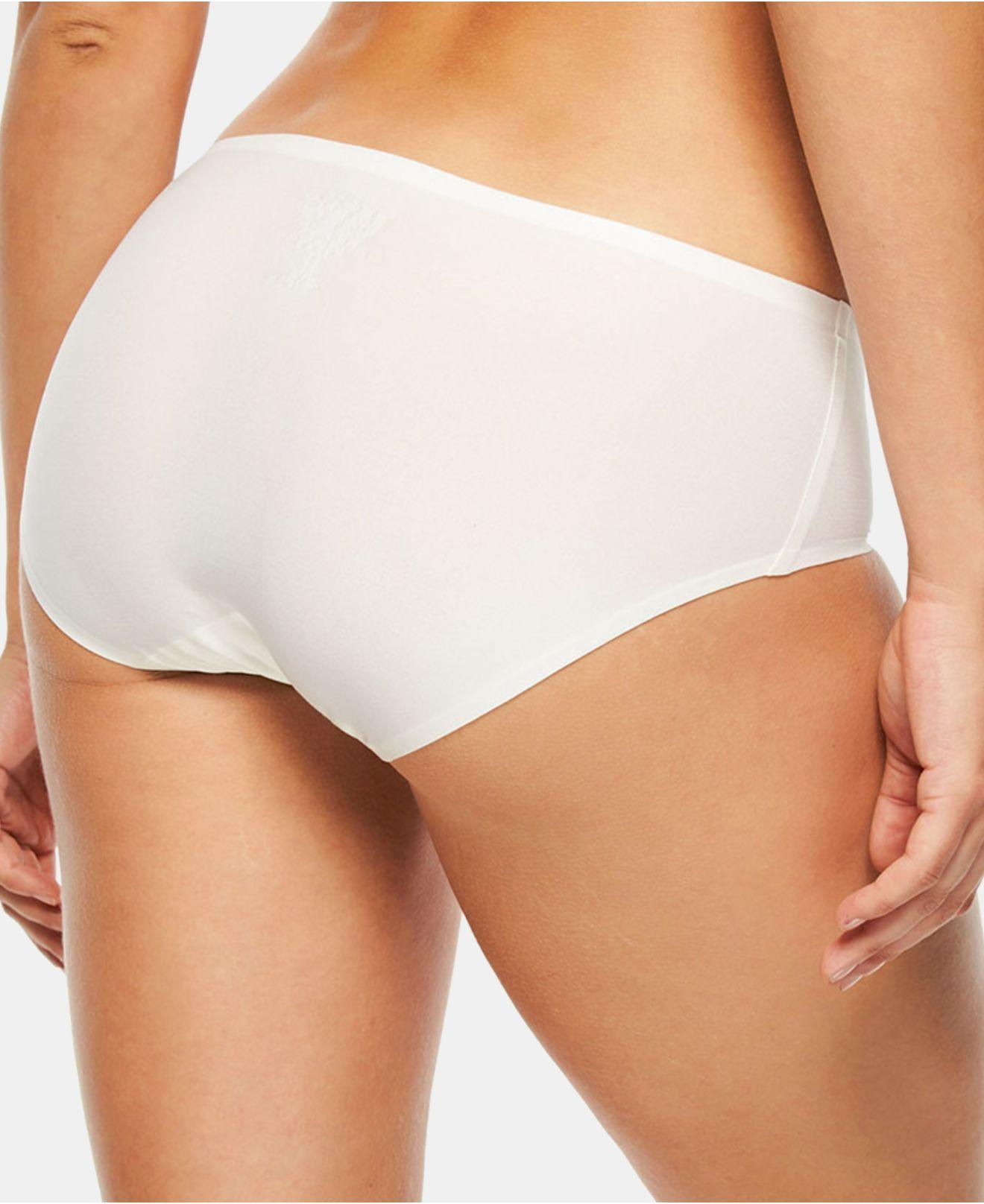 c3c7ceb6ccfb Lyst - Chantelle One Size Seamless Hipster 2644 in White