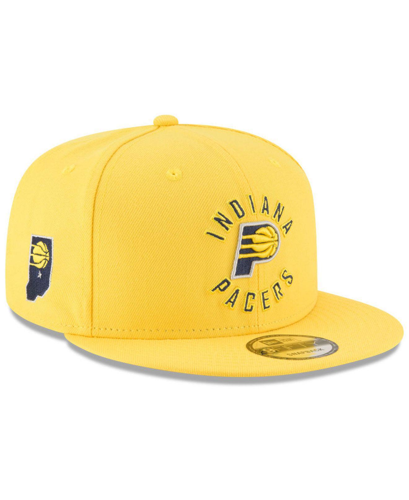 reputable site 5ac2f 715f0 ... australia ktz. yellow statement jersey hook 9fifty snapback cap 00c77  4459b