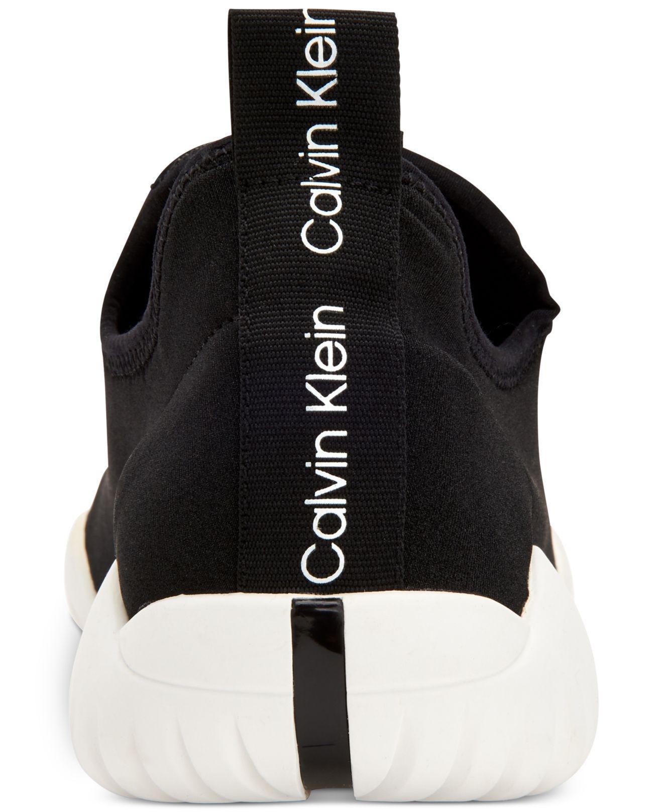 Calvin Klein Lura Sneaker in Black