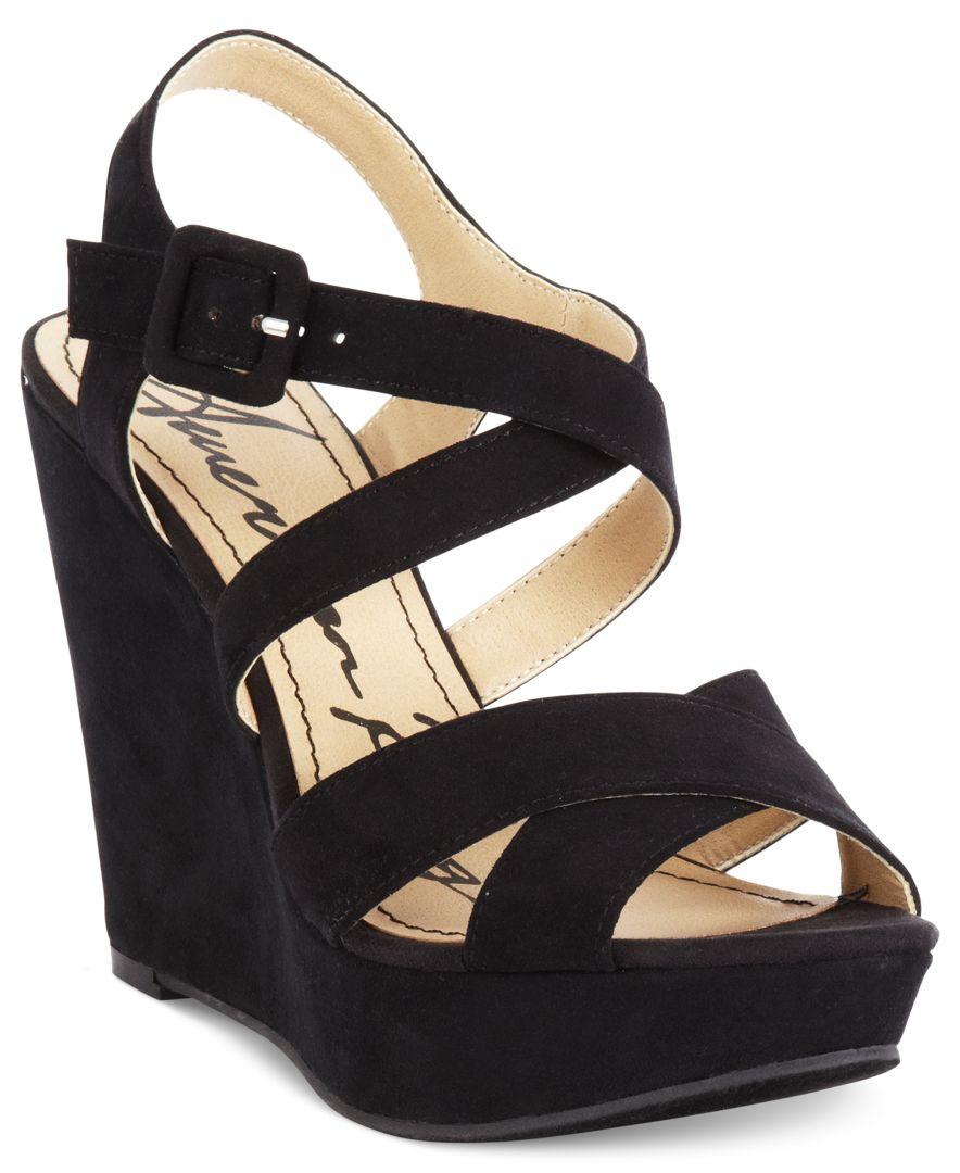 american rag rachey platform wedge sandals only at macy s