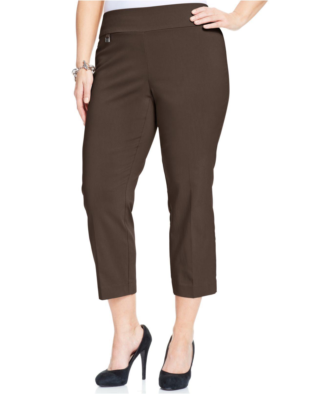 Alfani Plus Size Clothing