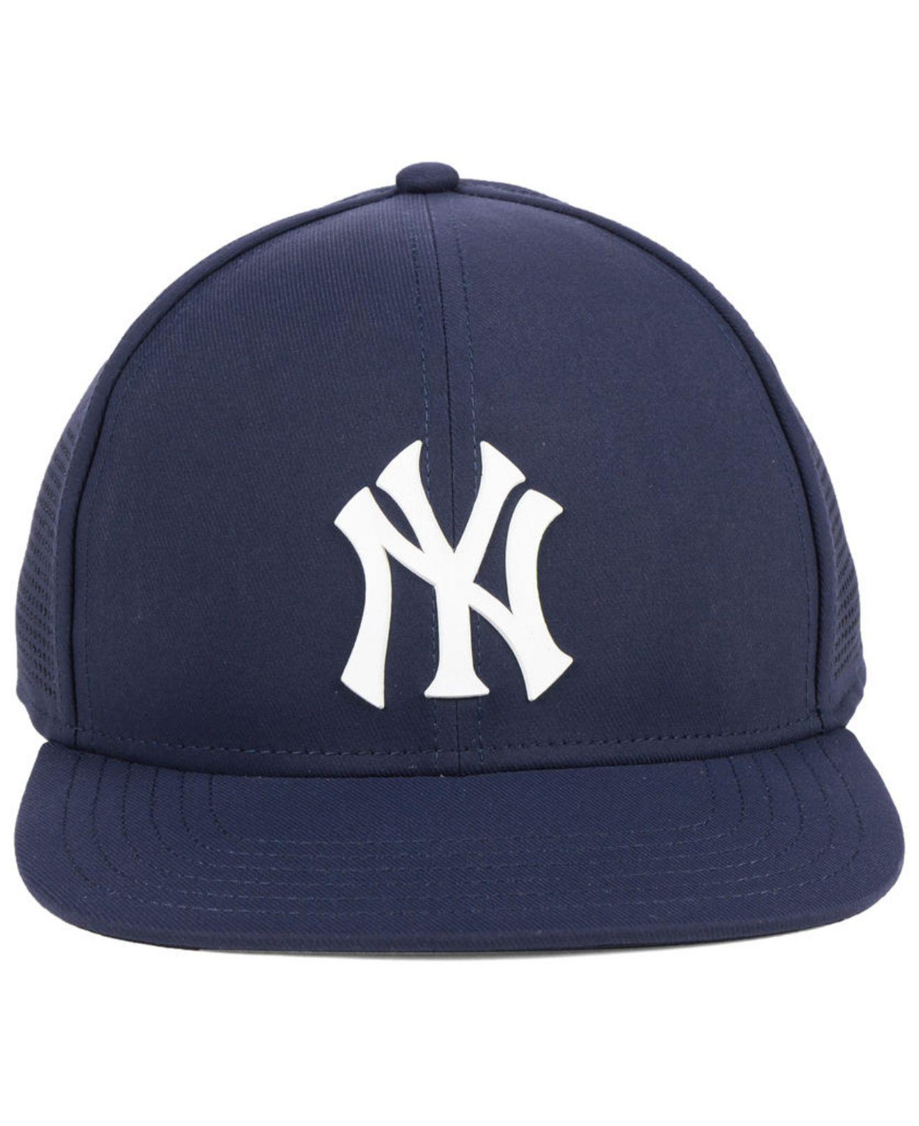 sports shoes 61c57 3c529 ... new zealand lyst under armour new york yankees supervent cap in blue  for men 34def 9c1a4