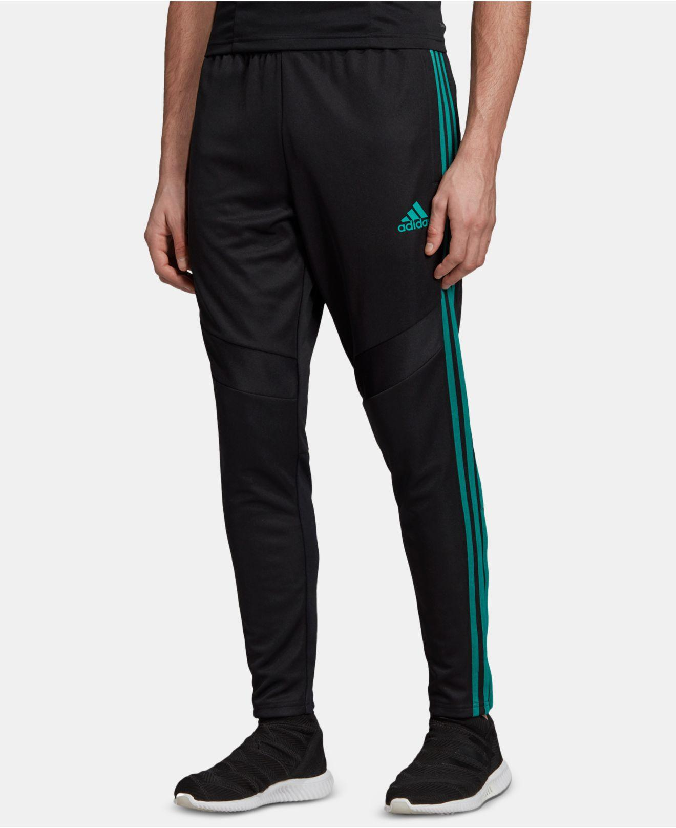 4f4324137 adidas Tiro 19 Climacool® Soccer Pants in Black for Men - Lyst