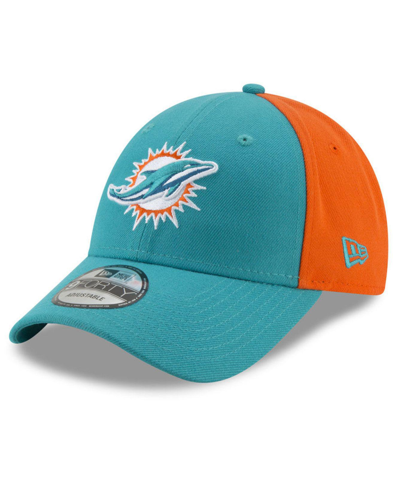 info for e5a0d 58ac1 ... new arrivals ktz. mens blue miami dolphins team blocked 9forty cap  c231f 5e51f