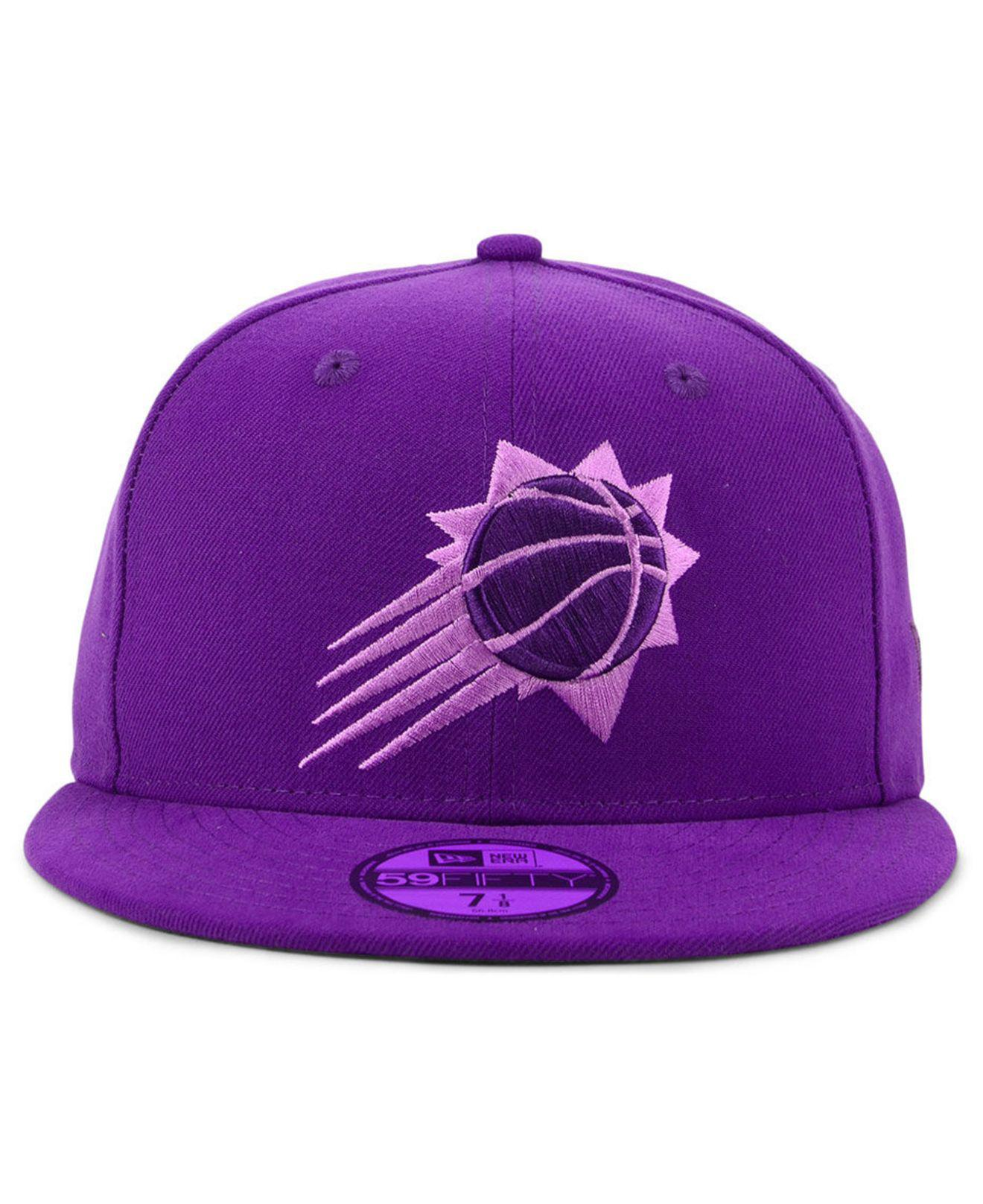 new arrival 74202 467c8 Lyst - KTZ Phoenix Suns Color Prism Pack 59fifty Fitted Cap in Purple for  Men